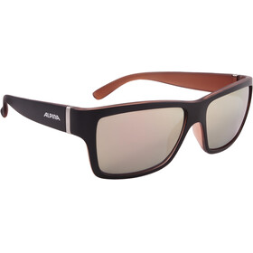 Alpina Kacey Glasses black matt-copper